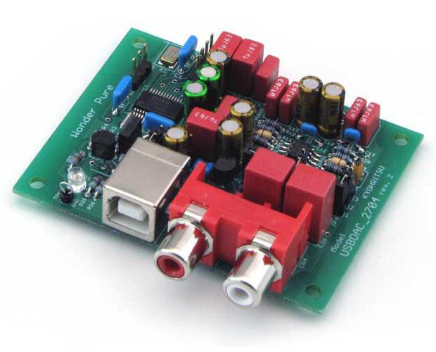 WP-9204USB-DAC